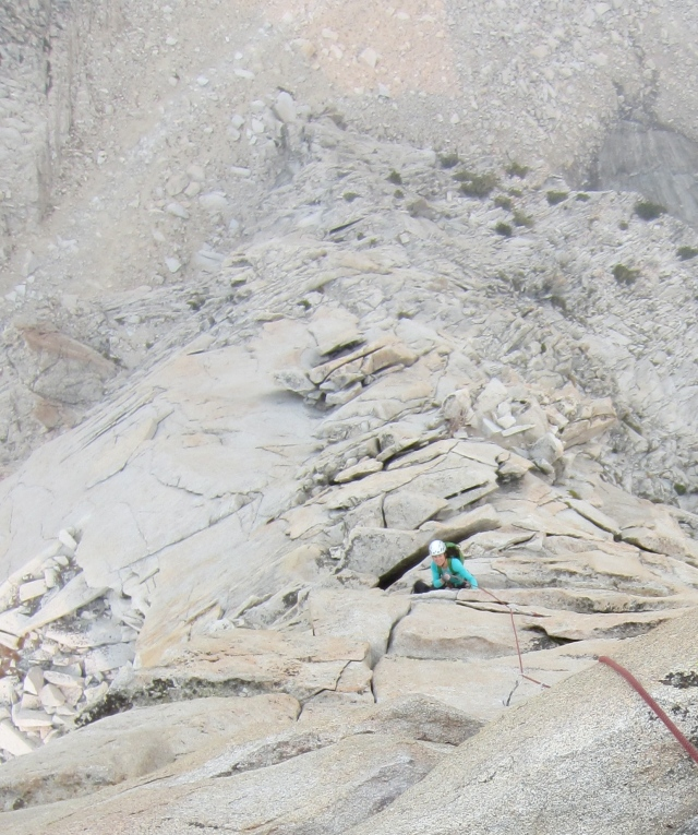 The dramatic final pitch of the 3rd Pillar of Dana.